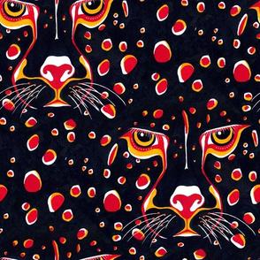 Endangered species- Asiatic Cheetah