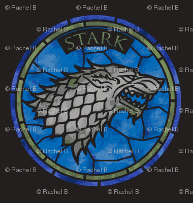Stained Glass Stark