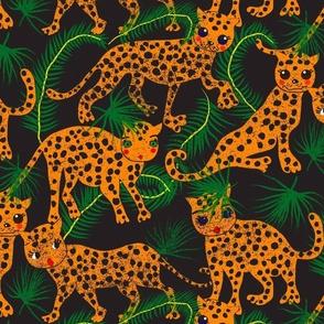 Lipstick  Leopards!