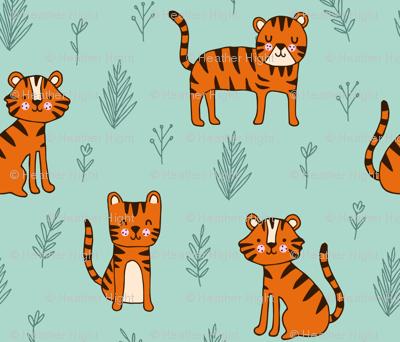 Tiger Friends