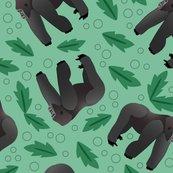 Rrrrrrrrrrrinklaura-gorilla-green-leaves-2018-endangered-species_shop_thumb