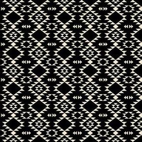 Navajo Black - off White (xs)