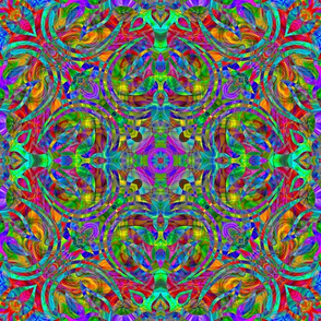 Psychedelic Marrakesh