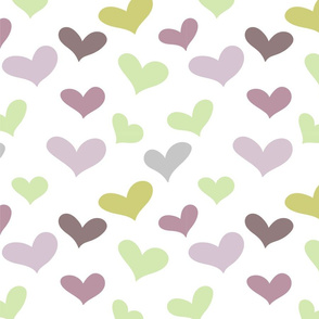 Adorable Lovely Cute Valentine Hearts 7