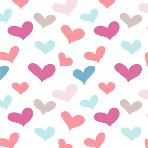 Adorable Lovely Cute Valentine Hearts 6