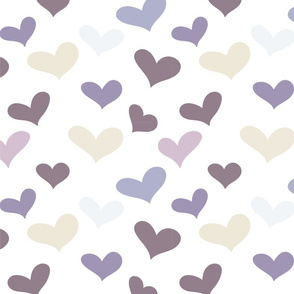 Adorable Lovely Cute Valentine Hearts 5