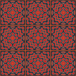 Moroccan Night Tiles
