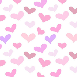 Adorable Lovely Cute Valentine Hearts 4