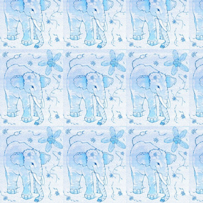 asian-elephant_print