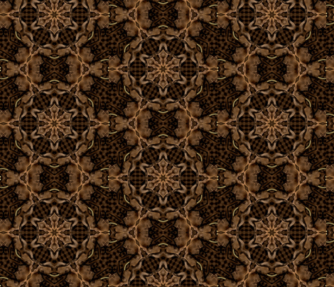 AFRICAN ELEPHANT fabric by llola_lane on Spoonflower - custom fabric