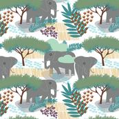 elephant safari-01