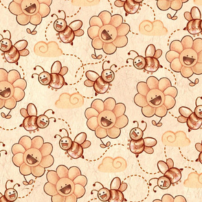 Bees and Flora