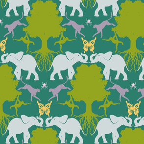endangered species green