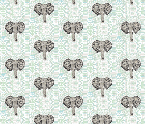 3187203_rrelefant_pattern fabric by arrpdesign on Spoonflower - custom fabric