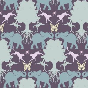 endangered species violet