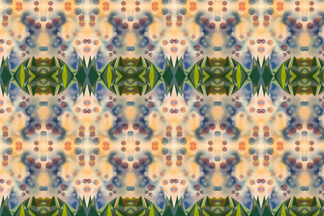 Systemic Season fabric by gmrartstudio on Spoonflower - custom fabric