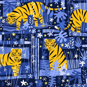 Tiger Tiger Bright
