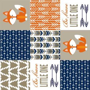 FoxIt Tan Orange Navy