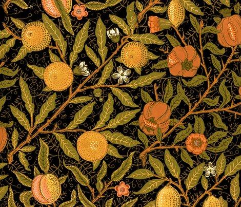 Fruit-william-morris-citrus-on-black-peacoquette-designs-copyright-2018_shop_preview