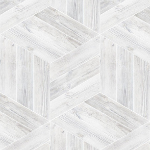 Weathered Parquet in Oyster