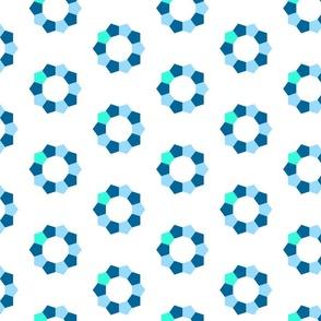 Dresden Circles -- Blue