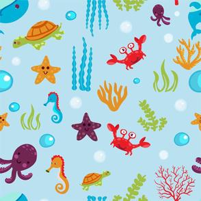 Fun Sea Life