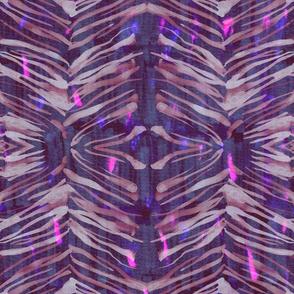 Zebra Ink Electric