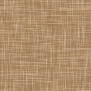 Solid Linen -Brown