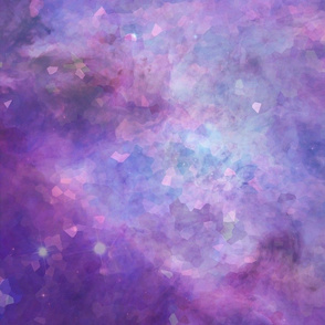 purple galaxy geo