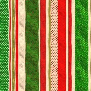 Christmas Blossom: Wrapping Stripes