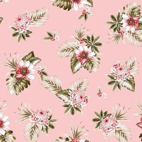 Alana Floral - Pink