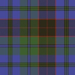 """Stewart of Appin clan tartan, 6"""""""