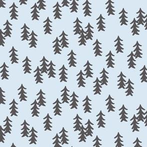 Little Evergreen Forest