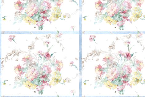 Chloe fabric by lilyoake on Spoonflower - custom fabric