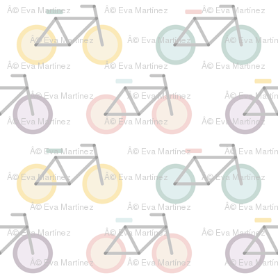 Pattern_Glass_Bikes