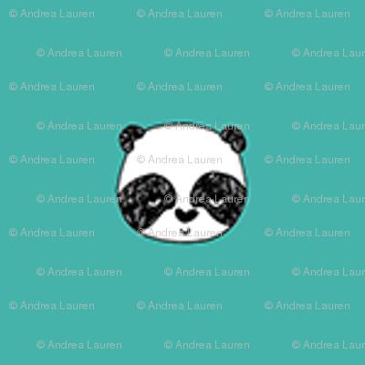 button panda