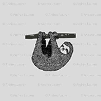 button sloth
