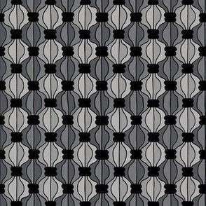 Macrame Madness - Grey