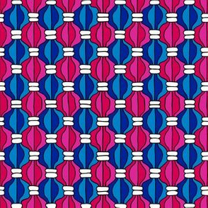 Macrame Madness - Neon