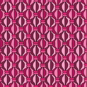 Macrame Madness - Pink