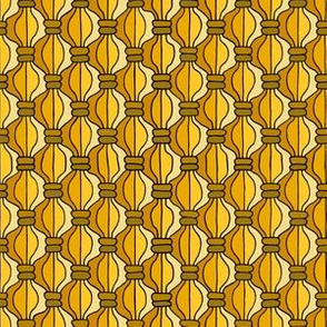 Macrame Madness - Yellow