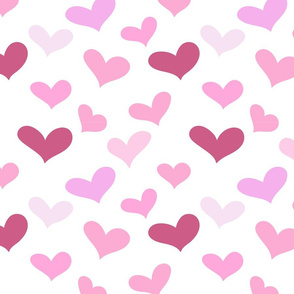 Adorable Lovely Cute Valentine Hearts  2