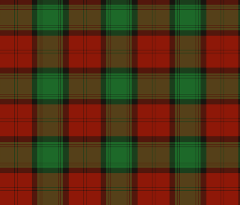 "Stewart of Atholl 1829 tartan, 6"" fabric by weavingmajor on Spoonflower - custom fabric"