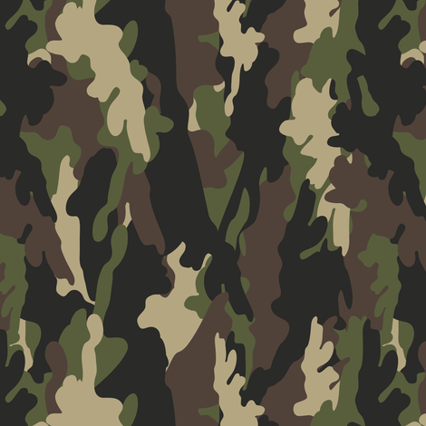 C2 - camouflage (90) fabric by littlearrowdesign on Spoonflower - custom fabric