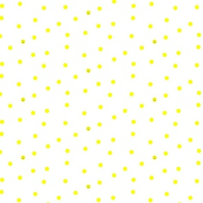 Happy Dots -- Yellow