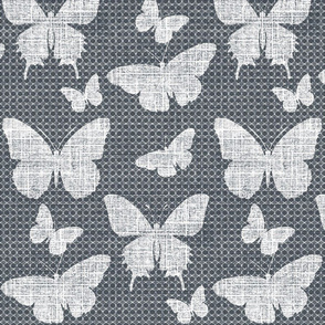 Flutter Screen / grey texture large