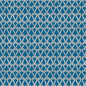 endless knots (light blue and white)25