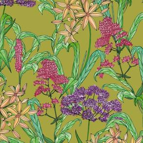 Wildflowers (mustard)