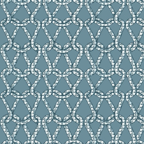 endless knots gray 50