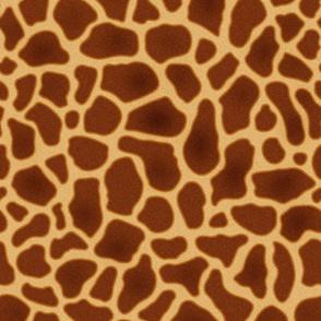 giraffe leather